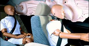 In car crashes, backseat can be more dangerous than the <b>front</b> ...