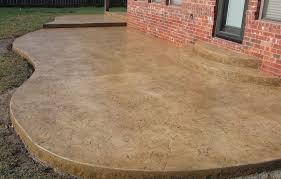 stained concrete patio. Stained Concrete Patio Ideas Picks Stained Concrete Patio I
