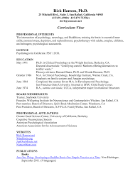 Berkeley Resume Guide Free Resume Example And Writing Download