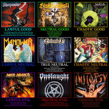 D D Alignment Chart For Heavy Metal Imgur