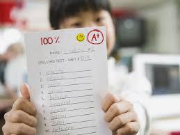 Rewards for good grades teens