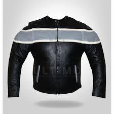 cruiser black motorcycle jacket