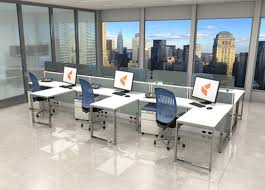 open office cubicles. Beautiful Open Office Furniture Workstations L1 In Open Cubicles E