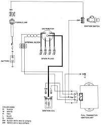 distributor ignition coil wiring diagram image ford 302 distributor wiring diagram britishpanto