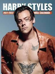 Harry Styles Calendar 2021-2022: Styler ...