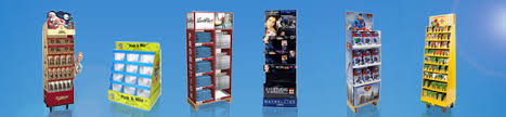 Free Standing Retail Display Units Free Standing Display Units FSDUs 27