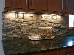 Kitchen Backsplashes:Kitchen Rock Backsplash Tile Backsplashstacked Stone  For Stacked Install Veneer Using Tumbled Faux