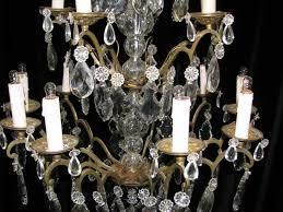 10 light bronze chandelier 6 ch03