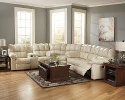 cream colored leather sectional magnificent motion 3pc reclining decorating ideas 16