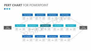 Pert Chart For Powerpoint Pslides