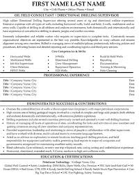 Drilling Engineer Sample Resume Adorable Top Geology Resume Templates Samples