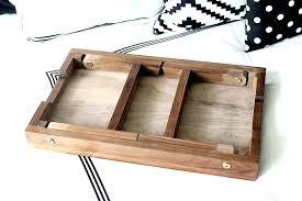 folding lap desk wooden desk tray folding lap desk carver wood desk tray collapsible folding lap