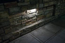 light led lighting 8 deck step and retaining wall lights w mounting kits