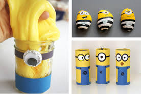 Love Minions? These 25 Mega Minion Crafts are perfect for any Minion fan!