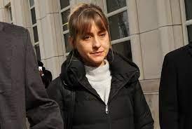 Sex cult defendant Allison Mack reports to Dublin prison