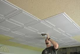 glue up ceilings