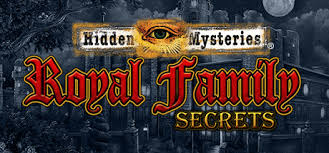 Relatively recent trend, hidden object games have made. Hidden Mysteries Royal Family Secrets On Steam