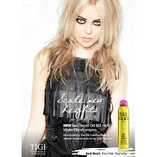 Bed Hair Style tigi bed head oh bee hive matte dry shampoo iglamour 3541 by stevesalt.us