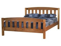 Tasman King Slat Bed Frame - Bedworld Christchurch| Beds, Bedroom ...