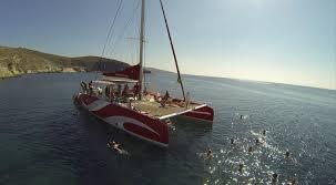 Dream Catcher Boat Santorini DREAM CATCHER 97