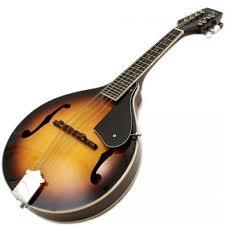 Countryman Flatback Mandolin