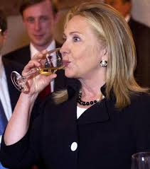 Hillary Clinton Says Wine Helped Her Get Through Her Loss Against Donald  Trump at Wellesley Speech