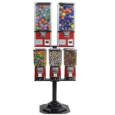 Bulk Vending Machine Candy Best 48 Machine Capsule Gum Candy Combo Gumball