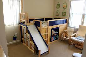 Kids beds with storage ikea Two Story Bed Best Natural Wood Ikea Childrens Beds With Slide And Storage Ohlionscom Bed Stunning Ikea Childrens Beds For Your Children Bedroom Design