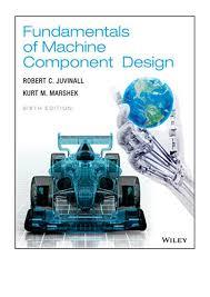 Juvinall Machine Design Pdf Fundamentals Of Machine Component Design 6th Edition