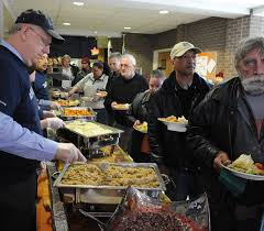 Soup Kitchen Thanksgiving Be Thankful And Give Back