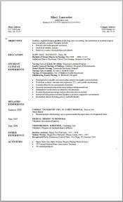 Word 2007 Resume Template 16 Resume Templates For Microsoft Word