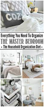 master bedroom. Master Bedroom Organization Ideas. Tips, Tricks, And Tutorials To Create An Organized