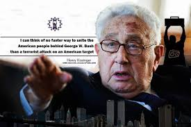 Henry Kissinger Quotes New Henry Kissinger Quote 48 The Global Elite