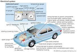tachometer measurement device britannica com automobile electrical systems