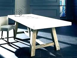 concrete outdoor dining table patio tables decorating delectable pat round and benches