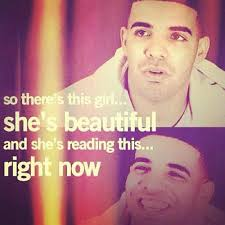 Drake Quotes About Beauty Best Of Image About Girl In True Story Bro By Yara♔ On We Heart It