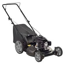 poulan 21 in walk behind manual push gas mower kohler 675ohv walk behind manual push gas mower kohler 675ohv engine 961320096 the home depot