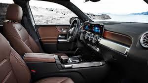 Das sieht man nicht nur von außen, sondern auch in seinem innenraum. 2020 Mercedes Glb Get To Know The 7 Seat Suv Through Videos