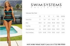 Swim Systems Size Chart Size Chart Swimming Spring Fashion