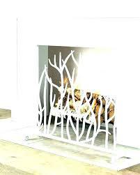make a fireplace screen make a fireplace screen doors wrought iron decorative fireplace screens for