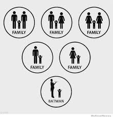The Different Types Of Families | WeKnowMemes via Relatably.com