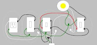 electrical outlet tied to light switch how wire a single pole and wiring multiple switches from one source diagram electrical outlet tied to light switch how to wire a single pole light switch and receptacle