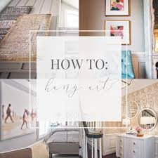 as design professionals one of the questions we are often asked is how to hang art it is one of the most effective ways to make a house feel like home