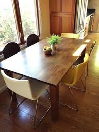 basque honey 65 dining table
