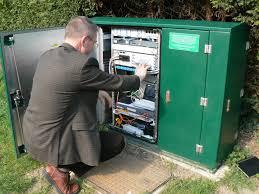 Fibre Optic Cabinet Checker Fibre Optic Broadband In Rural Areas Lyddington Thinkbroadband