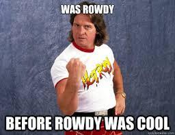 Hipster Rowdy memes | quickmeme via Relatably.com