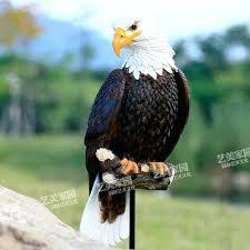 eagle garden statues outdoor villa garden ornaments outdoor decor garden grass ornaments resin crafts eagle eagle eagle garden statues outdoor