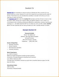 Best Dental Resume Images Entry Level Resume Templates