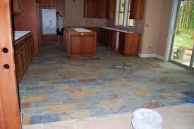 Kitchen Floors On Pinterest Fix Your Kitchen With Slate Kitchen Flooring Mybktouchcom