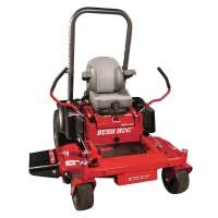 bush hog parts and manuals zero turn mowers
